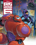 Big Hero 6 Books - Paperbacks, Activity Sheets, and Coloring Pages