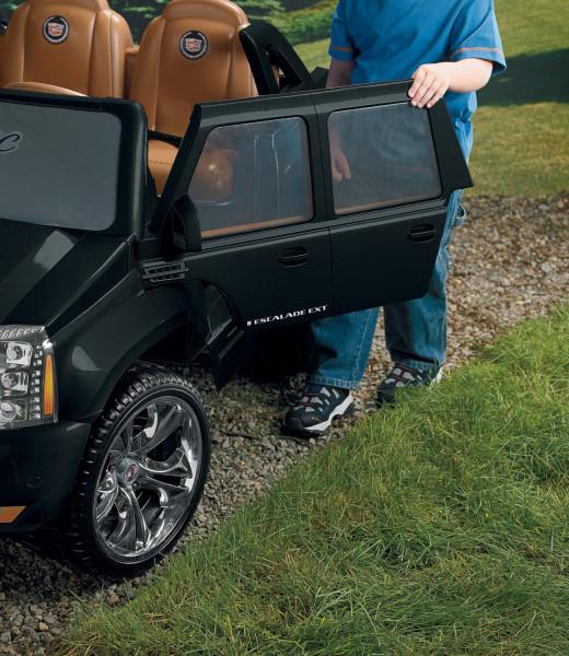 Power Wheels Cadillac Escalade - just like a real car!