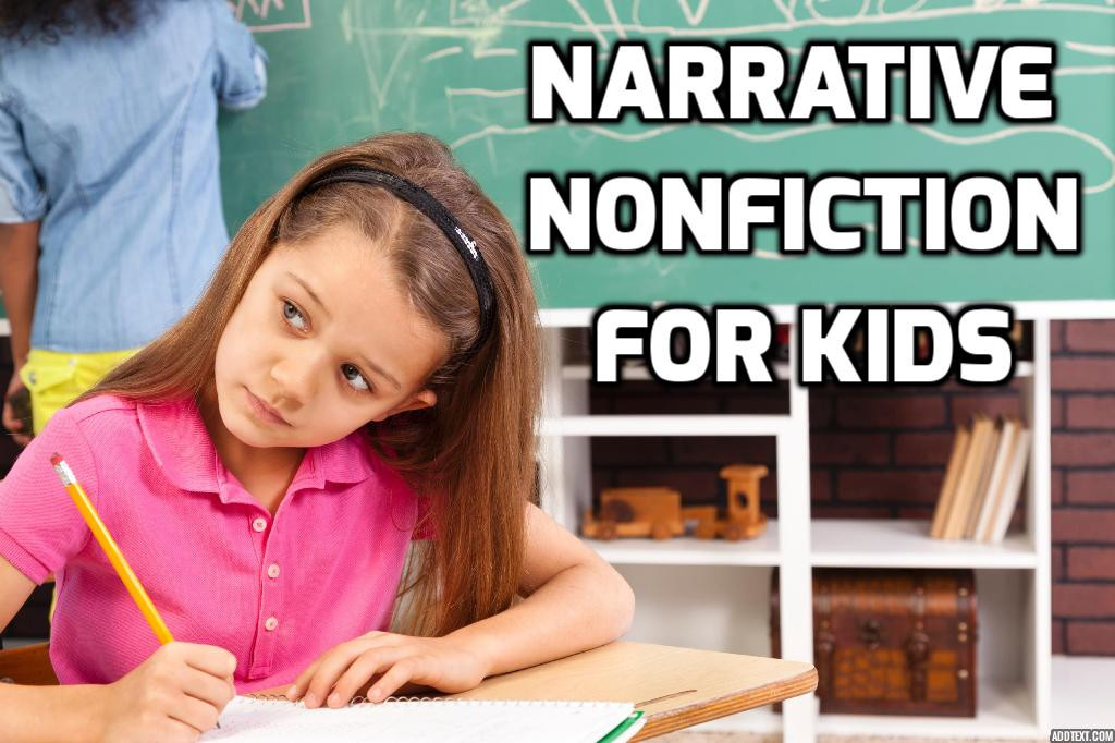 non fiction narrative A nonfiction narrative in which the writer tells his or her own story what is autobiography 200 dated documents that recount a transaction or event.