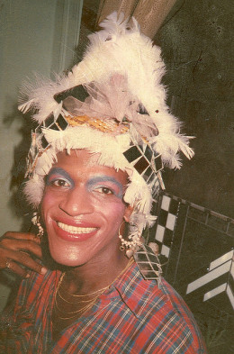 Marsha P. Johnson: a WAY better feminist than Susan B. Racist ever was.