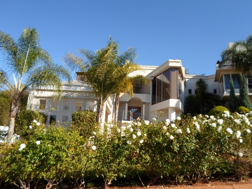 One of many mansions in Wilkoppies, Klerksdorp