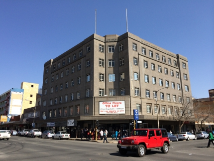 Old ABSA Building, Klerksdorp