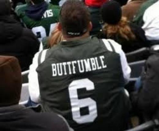 """Mark """"Butt Fumble"""" Sanchez is a starting QB again."""