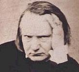 Charles Hugo (Victor's son) took Victor Hugo's picture somewhere between 1853-1855.
