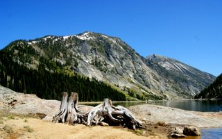 Rocky Peninsula campsite