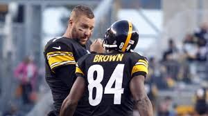 The hard work of Ben Roethlisberger and Antonio Brown, has been evident in their play on the field recently.
