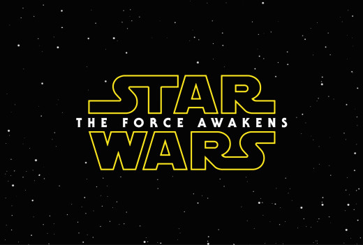 Title Card to the forthcoming Star Wars sequel