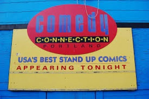 The Comedy Connection features local acts and famous comedians as well. Spirits and food are served at your table as you laugh.