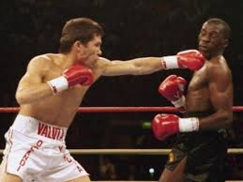J.C. Superstar knocked out Roger Mayweather both times they fought. The first time in two rounds and the rematch lasted ten rounds.