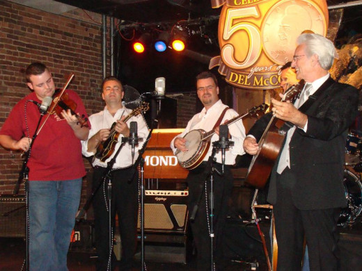 The Del McCoury Band: 50 Years Later