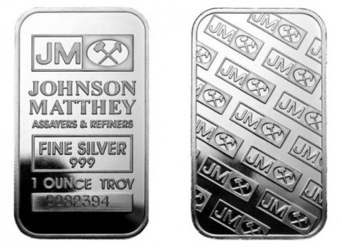 Johnson Matthey (JM) Mint Stamp
