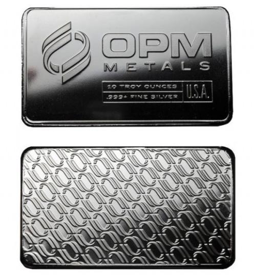 Ohio Precious Metals (OPM) Mint Stamp