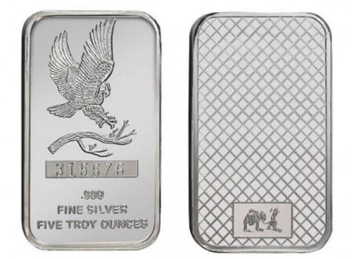 Silvertowne Mint Eagle Design
