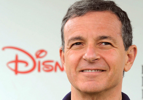 Robert Iger, the chairman and chief executive officer of The Walt Disney Company.