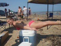 The Hot New Fad of Planking