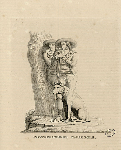 Spanish Smugglers