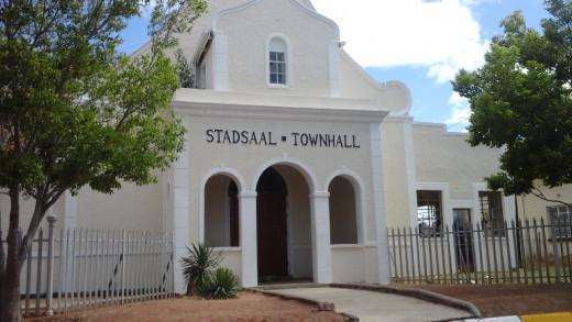 Springfontein Town Hall