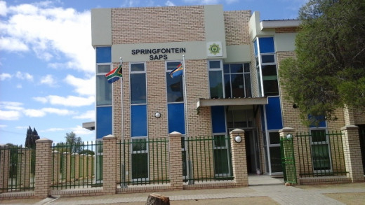 Springfontein Police Station