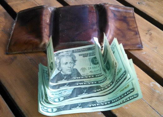 What do you carry in your wallet?
