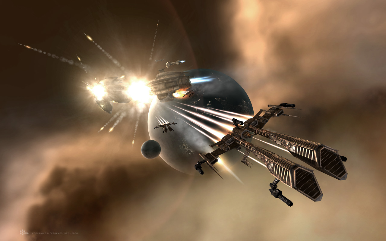 Eve Online: An Overview | LevelSkip