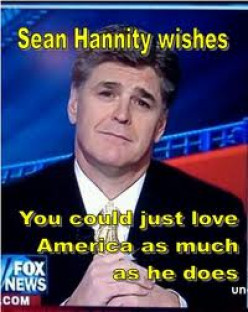 Sean Hannity, Destroying The Republican Party.