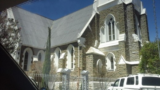 Dutch Reformed Church, Beaufort West, South Africa