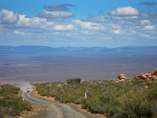 Moordenaars Karoo near Katbakkies Pass