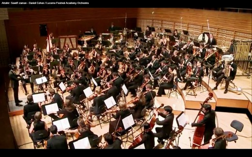 Symphony at the Lucerne Festival, 2013