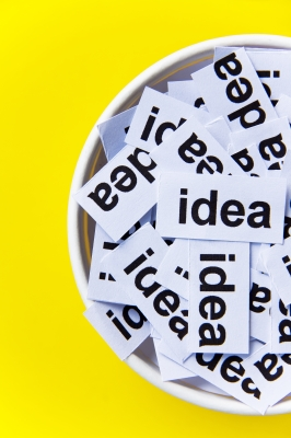 All you want is some ideas!!