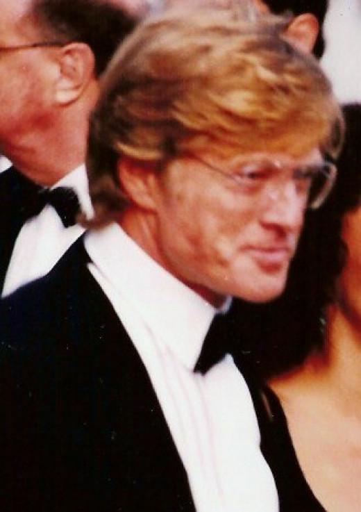 Robert Redford founder of the Sundance Film Festival