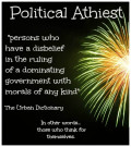 The Political Athiest