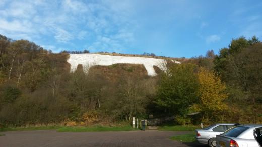 The White Horse of Kilburn