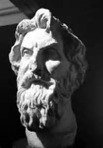 Bust of Aristarchus of Samos