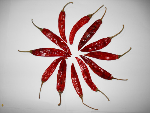 Chillies contain more vitamin C than oranges and have many other health enhancing benefits.