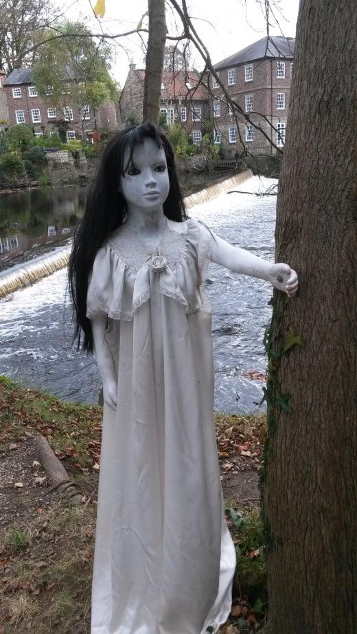 Ghost at Knaresborough