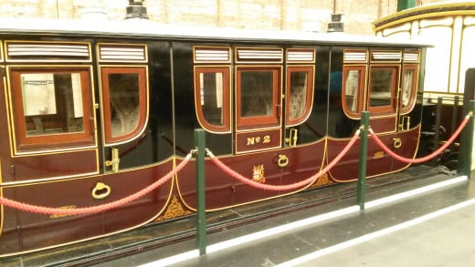 Royal Carriage (late 19th century)