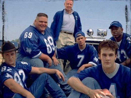 West Canaan High - true Texas football