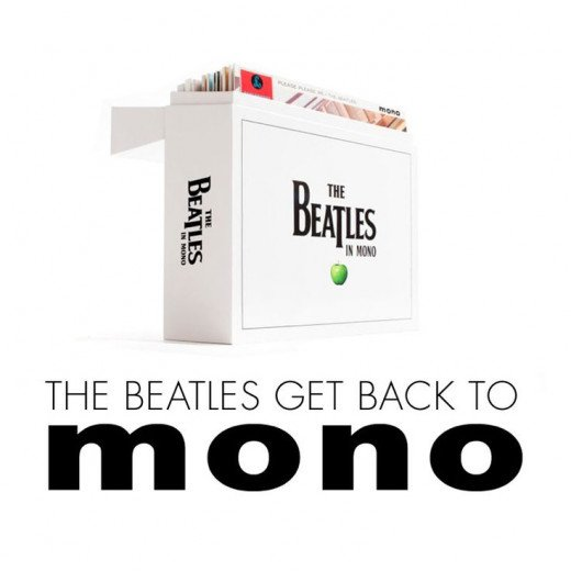 The Beatles Mono on Vinyl