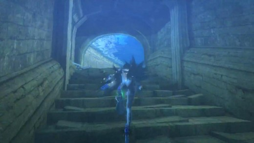 Underwater segments feature quite heavily this time around.