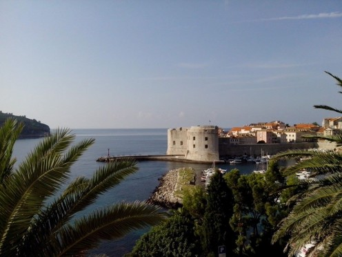 Dubrovnik has a great image.