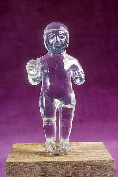 Crystal Child figurine