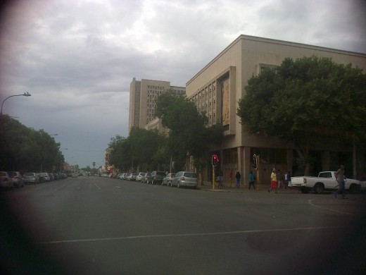 Klerksdorp Court