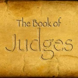 In Judges, He's the Law Giver