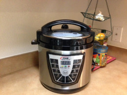 Cooking with the Electric Power Pressure Cooker