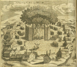 A Latvian Funeral in 1700