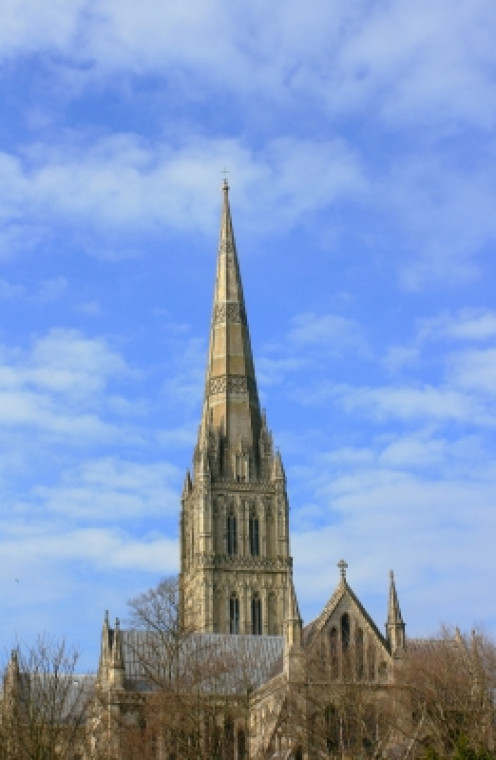Salisbury also has a market at the weekend and it's worth a visit
