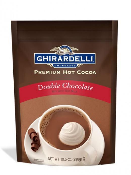Ghiardelli Hot Chocolate