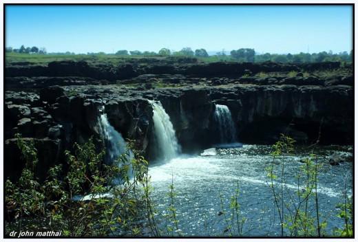 Bhadbhada Falls at Jabalpur