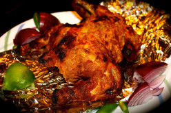 Tandoori Cornish Hen: Dinner For 2