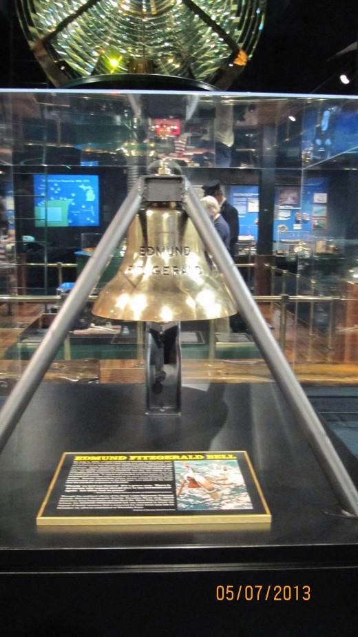 Edmund Fitzgerald Ship's Bell